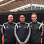 The Coaches: Joe Cox, Karl Trotter, Michael Meaker, Jordan Rogers, George Hutchinson